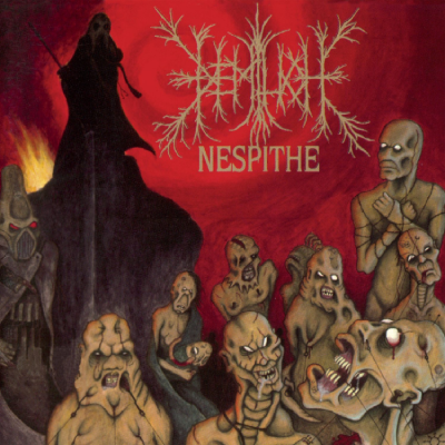 "Image of Demilich ""Nespithe"" _ 12"" LP _ Svart Records"