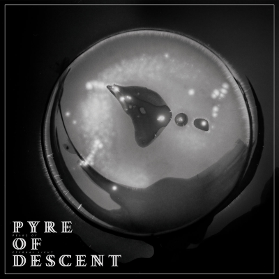 "Image of Pyre Of Descent "" Peaks Of Eternal Light"" _ 12"" LP _ Terror from Hell Records"
