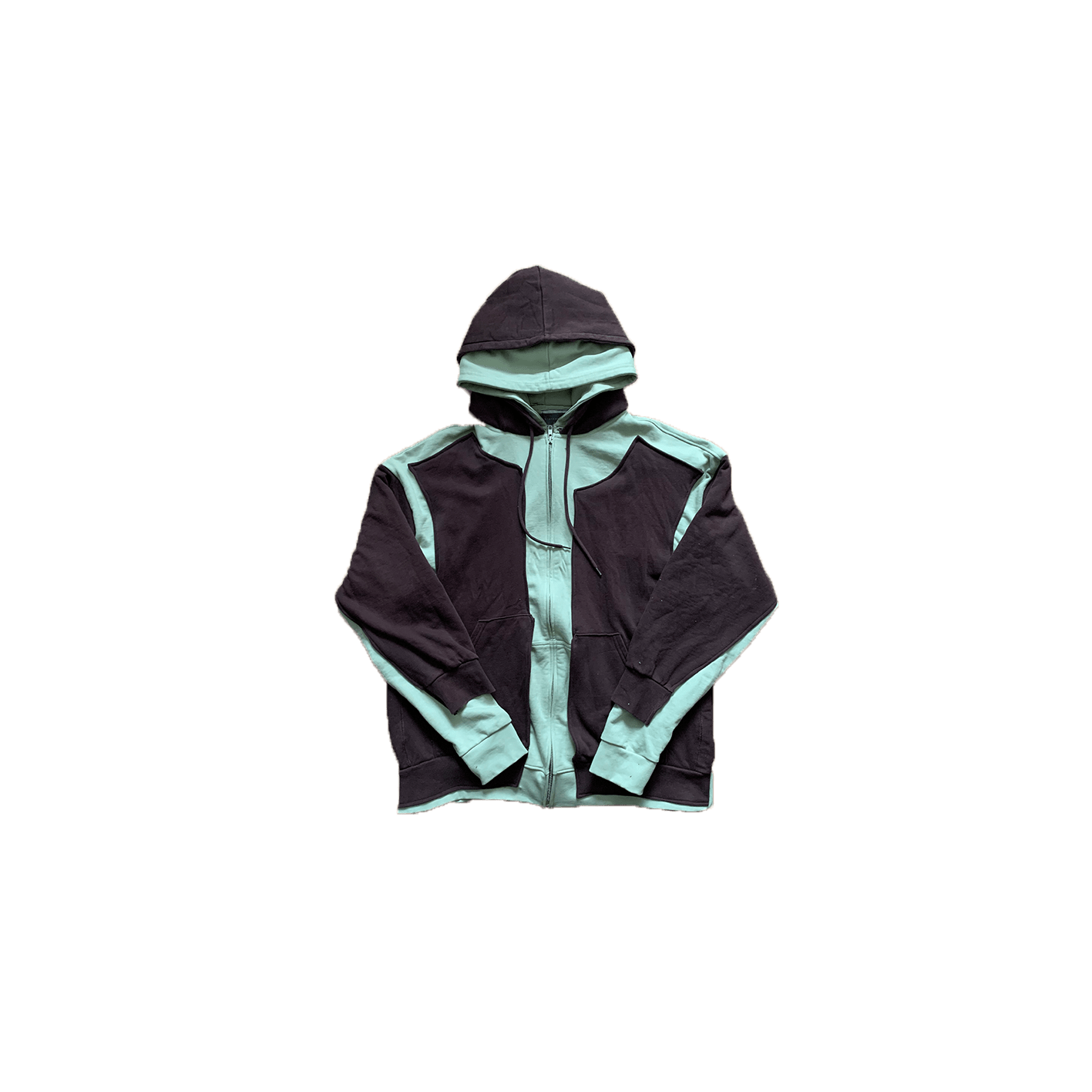 Image of PANZER MINT HOODIE