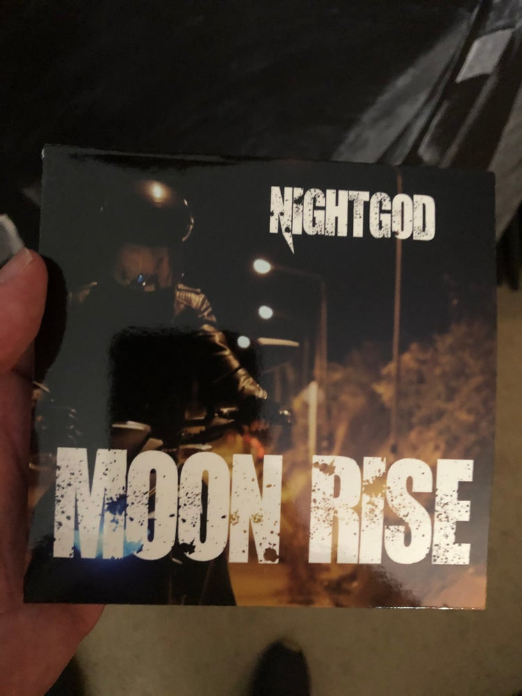 Image of Moon Rise / Cadaver limited edition CD single