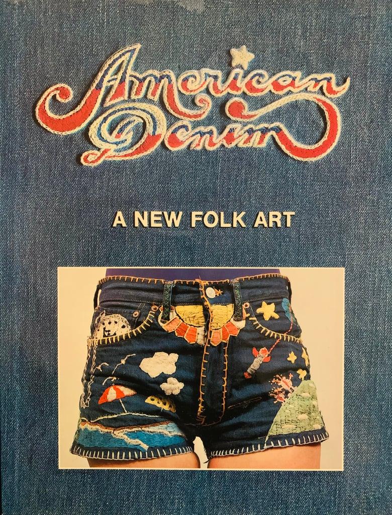 Image of (American Denim)(A New Folk Art)