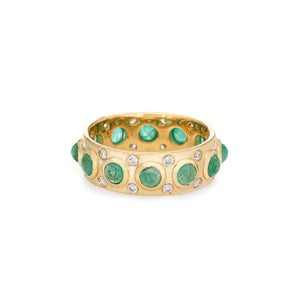 Image of Emerald Holland Ring