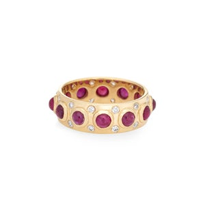 Image of Ruby Holland Ring