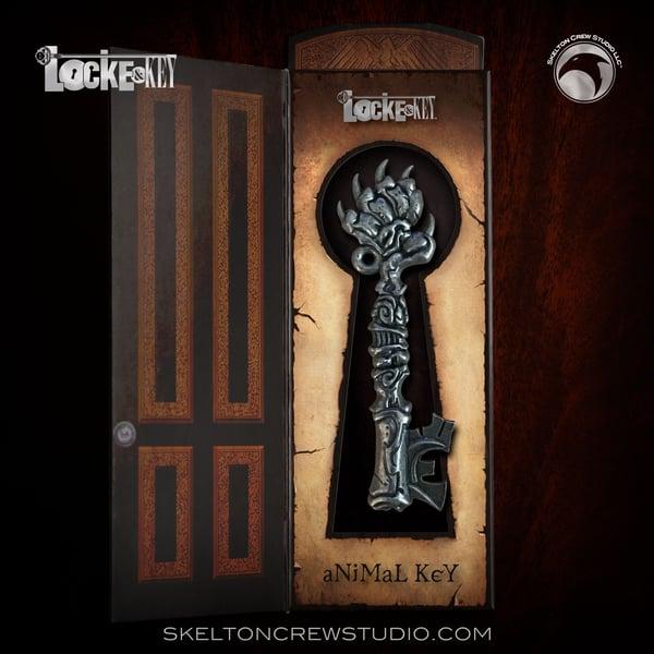 Image of Locke & Key: Animal Key!