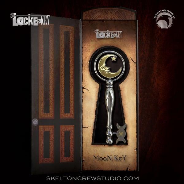 Image of Locke & Key: Moon Key!