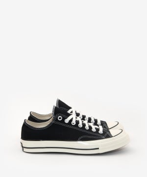 Image of CONVERSE_CHUCK TAYLOR 1970 LOW :::BLACK:::