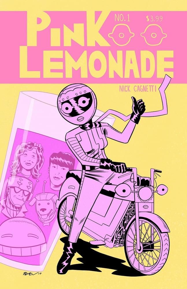 Image of Pink Lemonade #1 (Heroes Con 2019 variant)