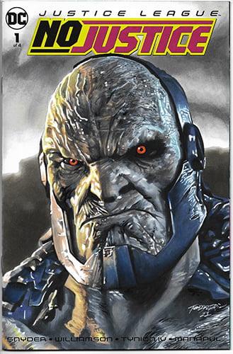 Image of Darkseid