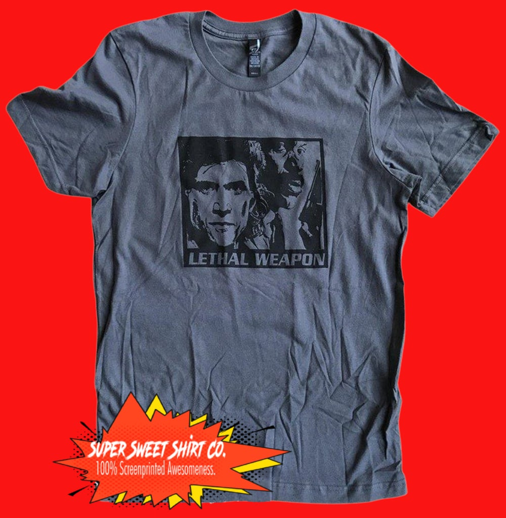 Lethal Weapon Shirt