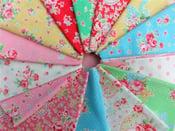 Image of Flower Sugar Quilt Bundle