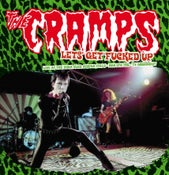 Image of DLP. The Cramps : Let's Get Fucked Up.   Live Italy, 5th May 1998.