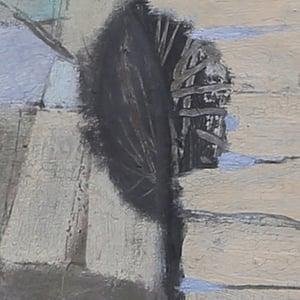 Image of 1954, Swedish Landscape Painting. LENNART ÅSLING