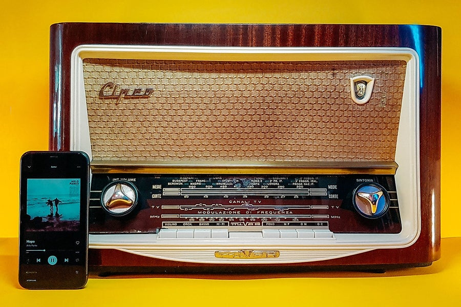 Image of MIVAR CIPRO (1958) SPEAKER BLUETOOTH