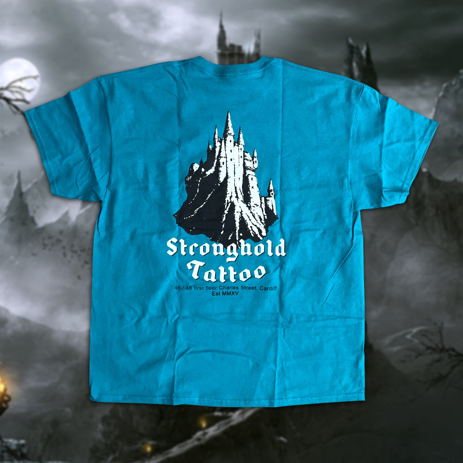Image of Cathedral of Suffering Shirt