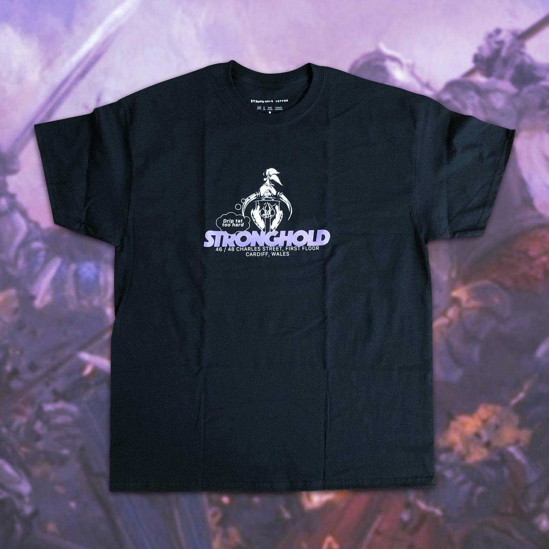 Image of Knight Skull Shirt