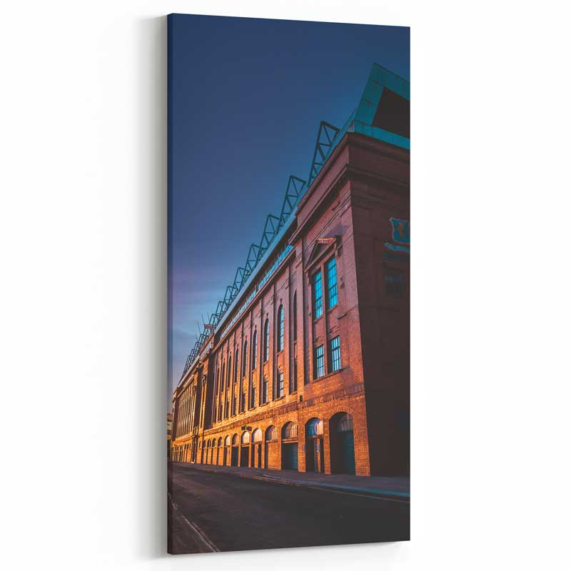 Image of Ibrox - Home of The Champions