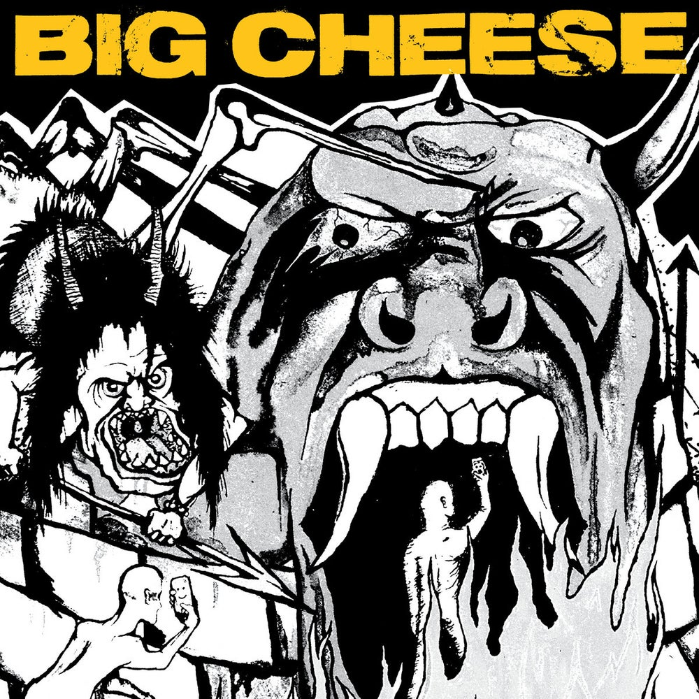 Big Cheese - Don't Forget to Tell the World 12""