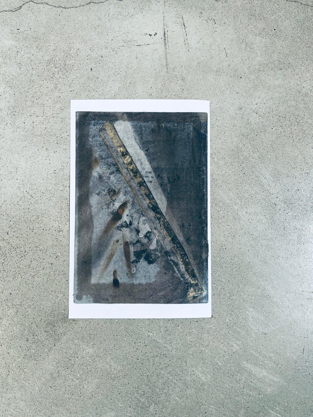 Image of RAW PRINT:004 DGRW