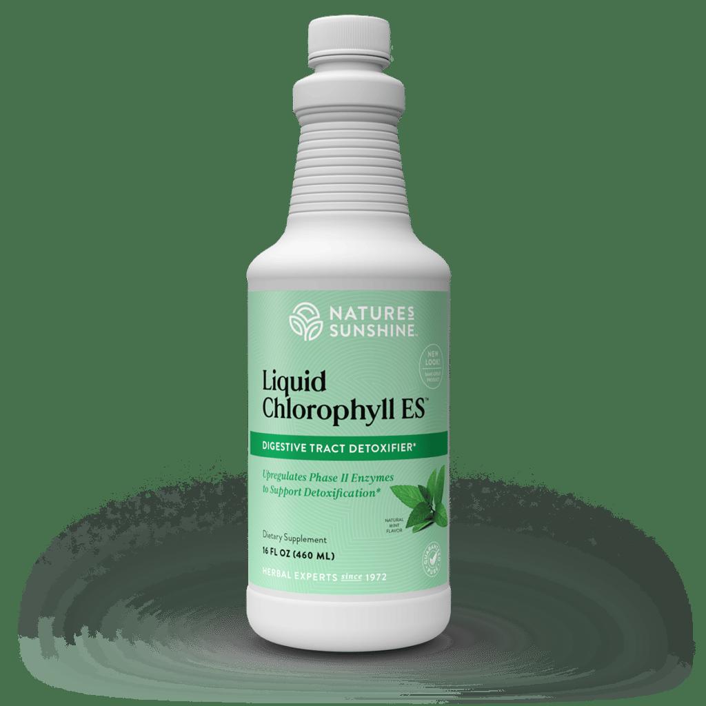 Image of Liquid Chlorophyll  Ex Strength 16 oz