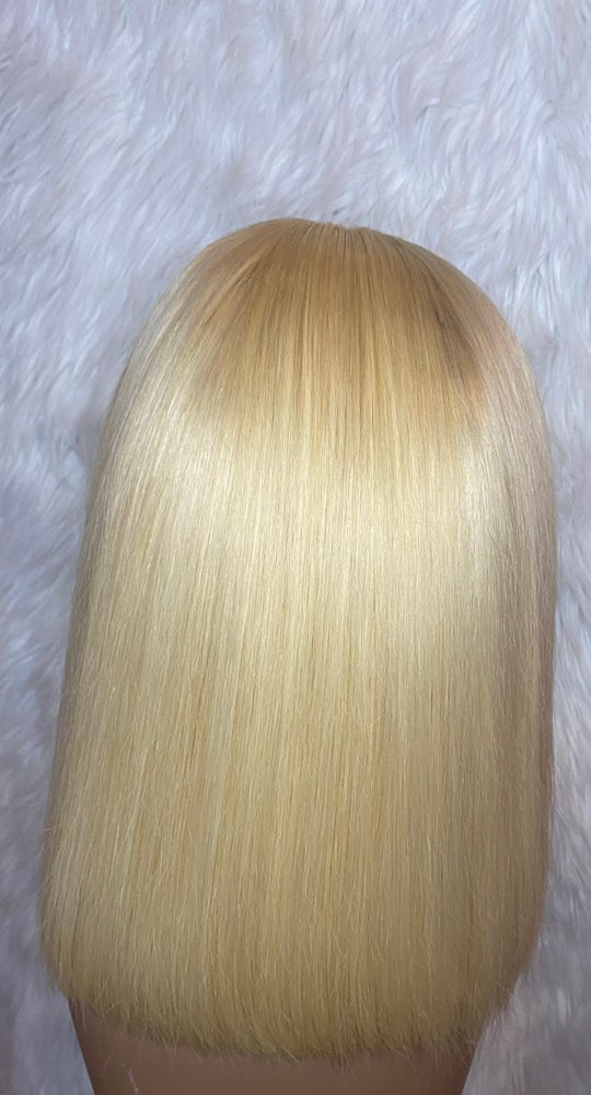 Image of 13x6 frontal  613 12inch wig