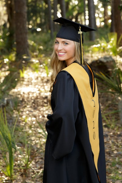 Image of  Ft. McAllister Cap & Gown Sessions 2021