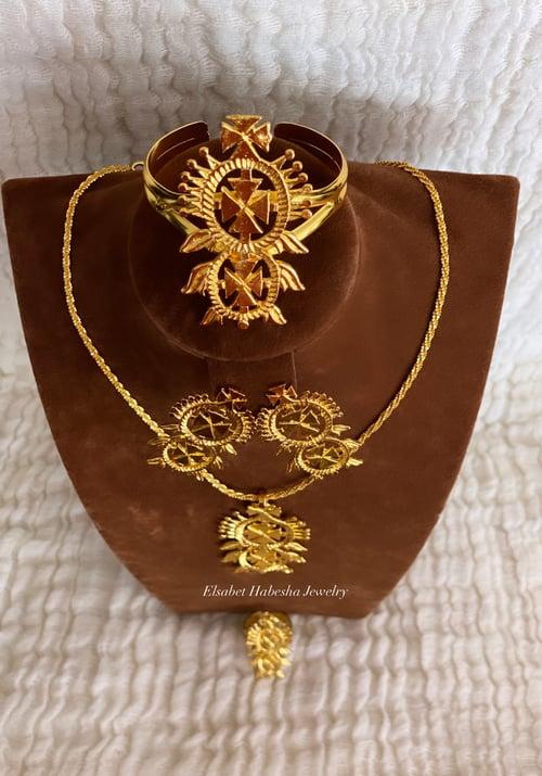 Image of LALIBELA Gold & Silver