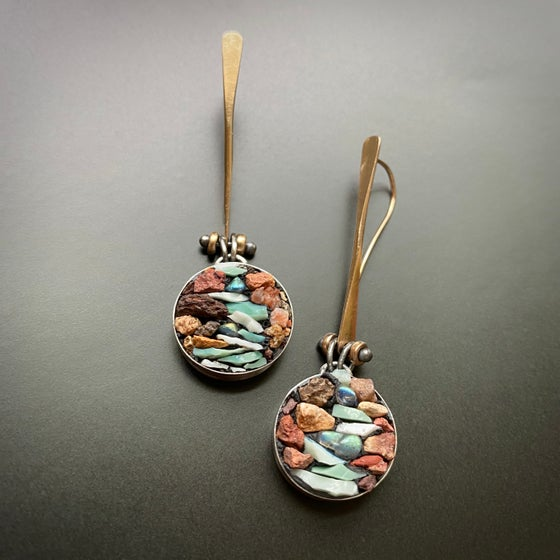 Image of Sedona River Earrings