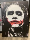 The Joker - Canvas Print