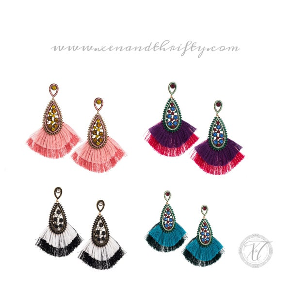 Image of Valencia Earring