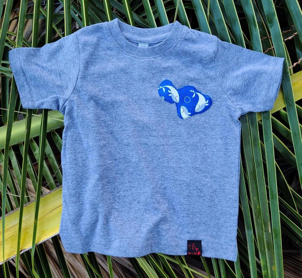 Image of Whale Maui Tee