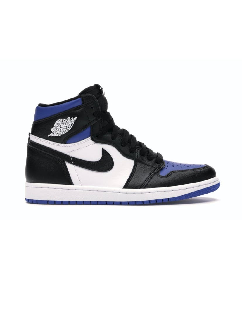 "Image of Air Jordan 1 ""Royal Toe"""