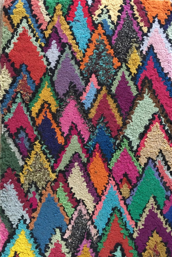 Image of Hooked Rag Rug Making with Vita Cochran Saturday June 19th noon-5pm