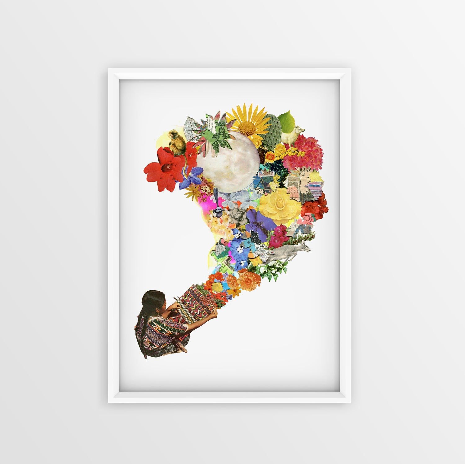 Image of Fauna Fine Art Print (Signed)