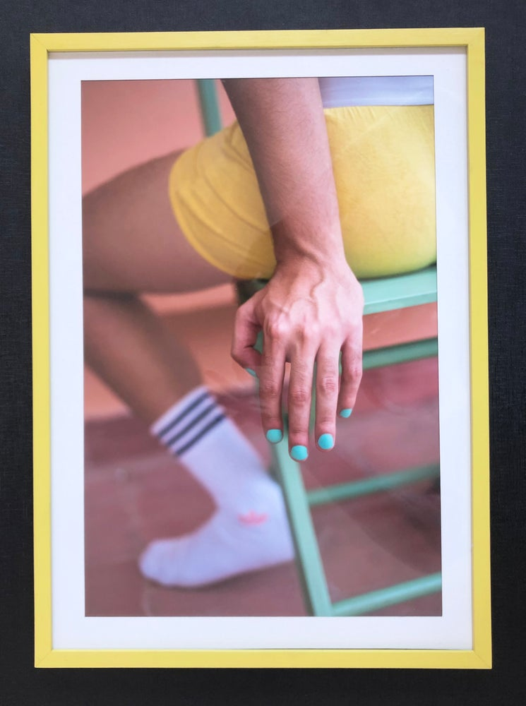 """Image of Pierre Pascual """"The hand"""" (2020)"""