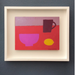 Image of Pink Bowl , Cup and Lemon