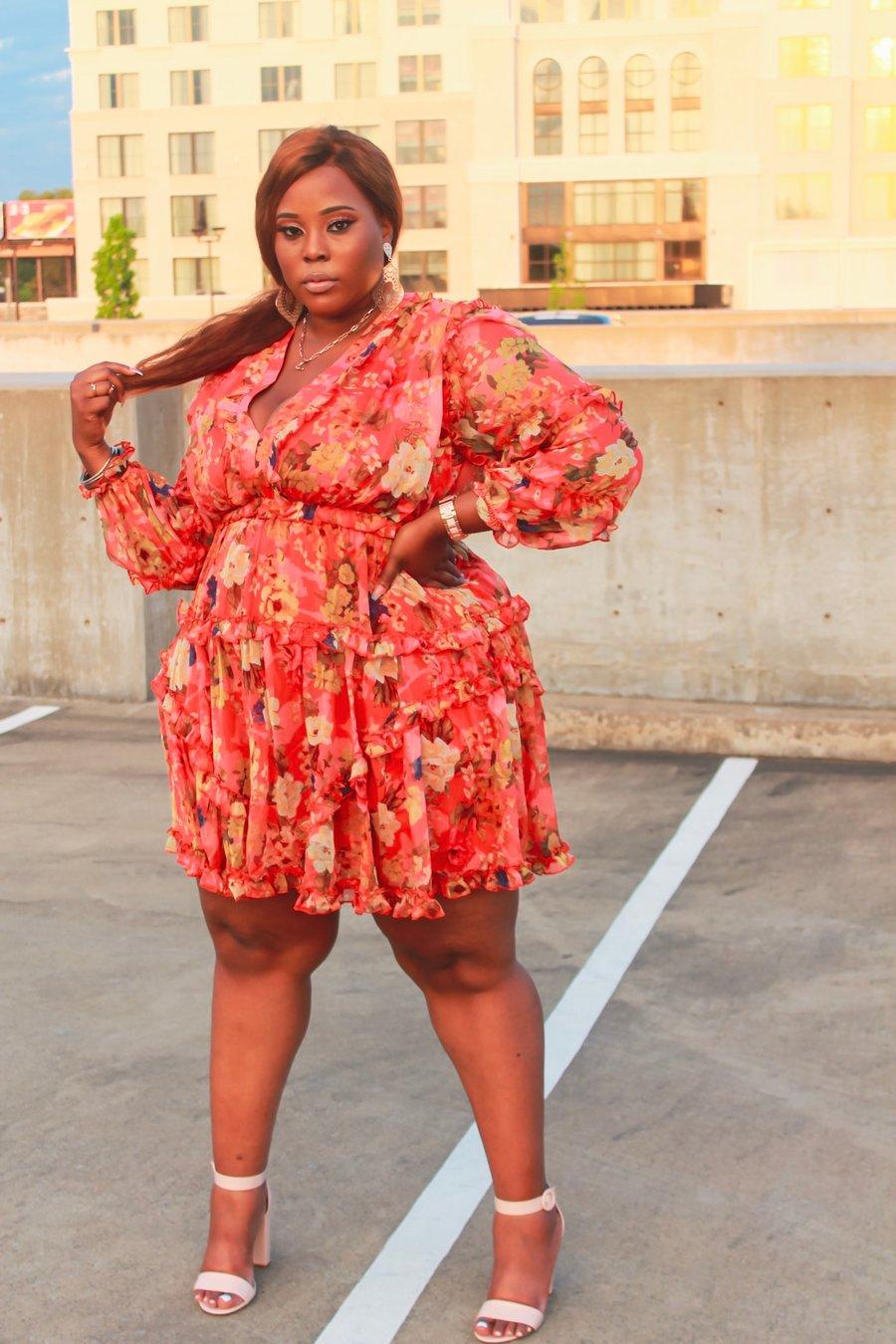 Image of Flirty N Flare Dress