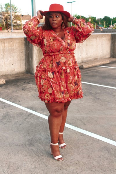 Image of Flirty N Flare Dress
