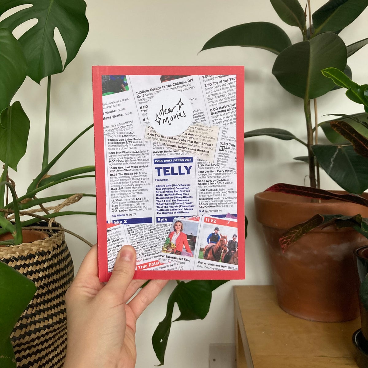 Image of Issue Three: Telly (Print)