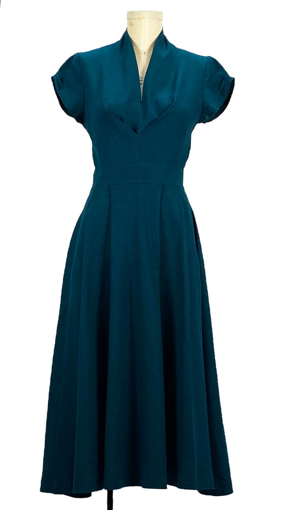 Image of Mona van Seuss dress teal