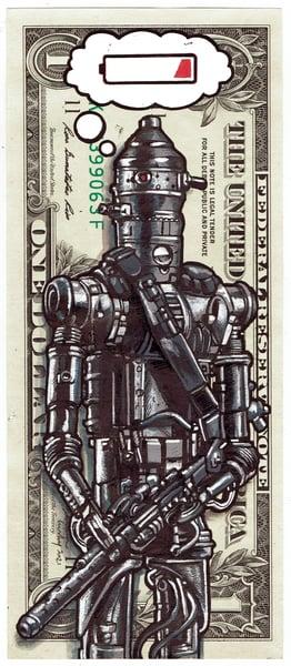 Image of Real Dollar Original Flat IG-88.
