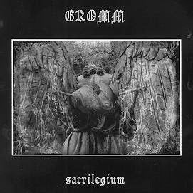 "Image of Gromm ""Sacrilegium"" MC *IMPORT*"