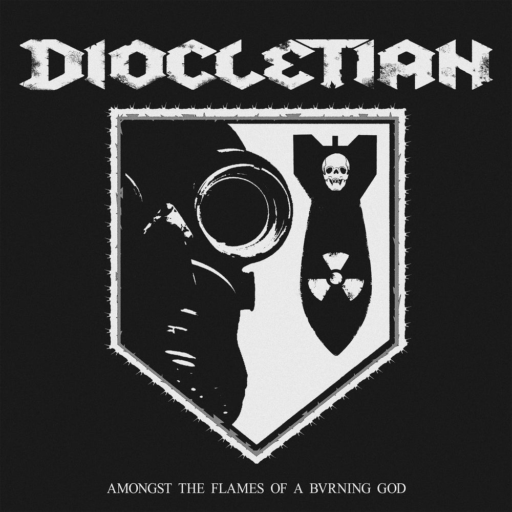"Image of Diocletian ""Amongst the Flames of a Burning God"" LP Svrvivalist 2020 Limited Edition *IMPORT*"