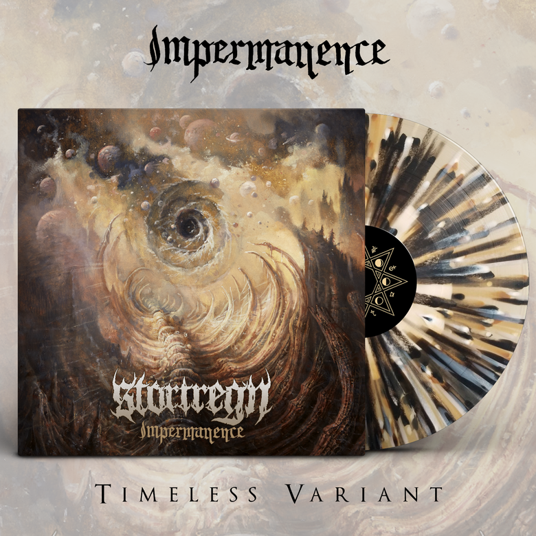 "Image of STORTREGN - Impermanence | 12"" LP [Timeless Variant]"
