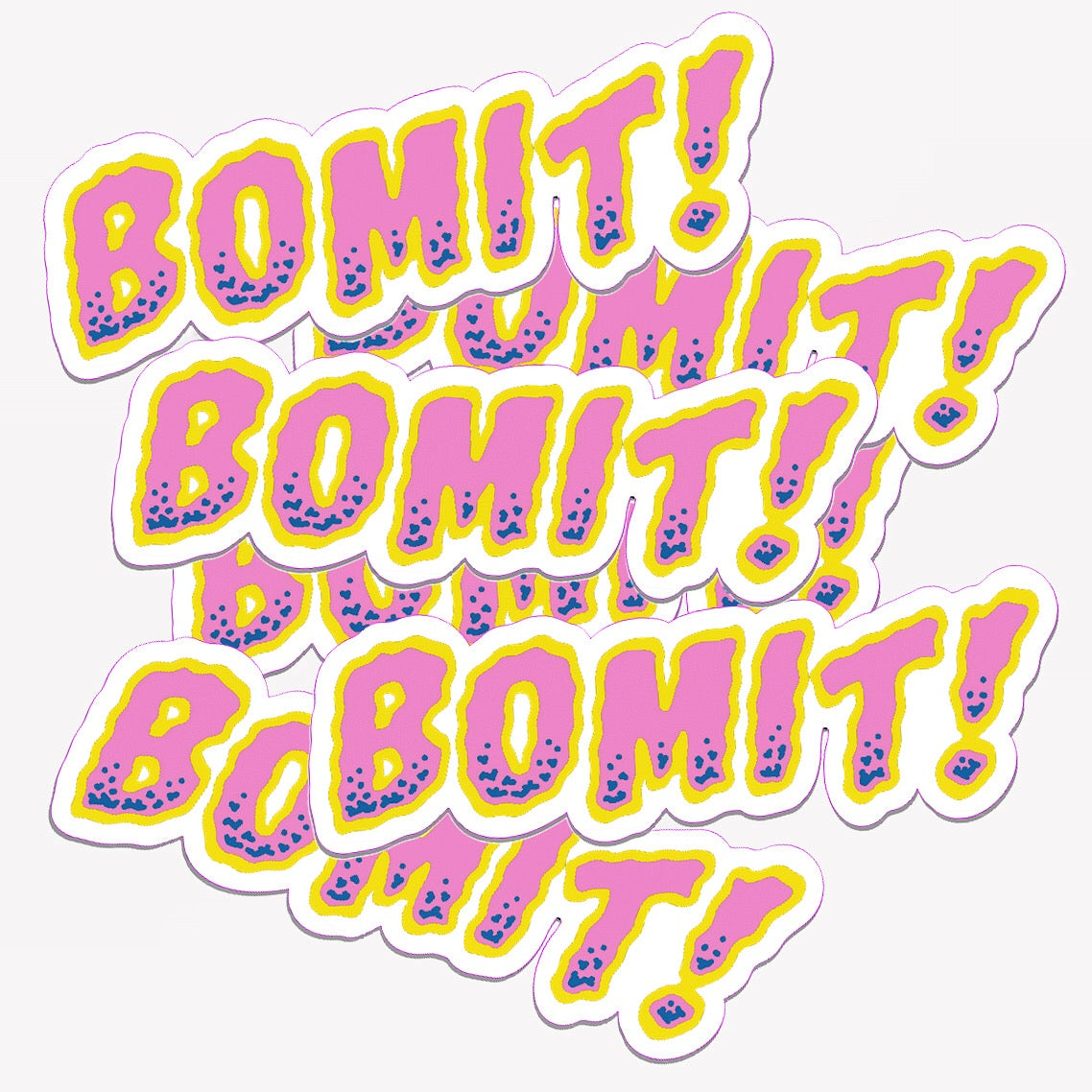 """Image of Bomit """"Donuts"""""""
