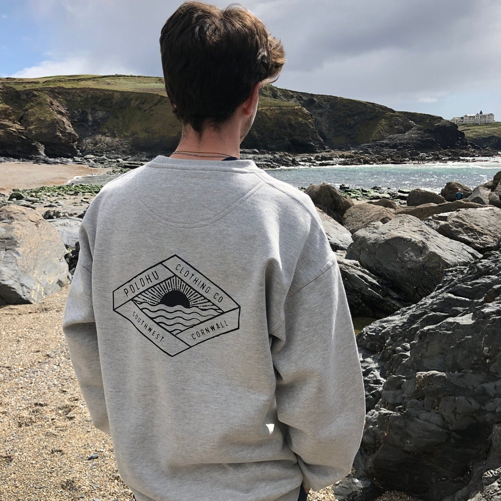 Heavyweight Sweatshirt - Grey, Unisex
