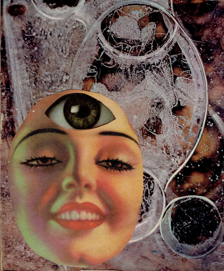 Image of THE THIRD EYE