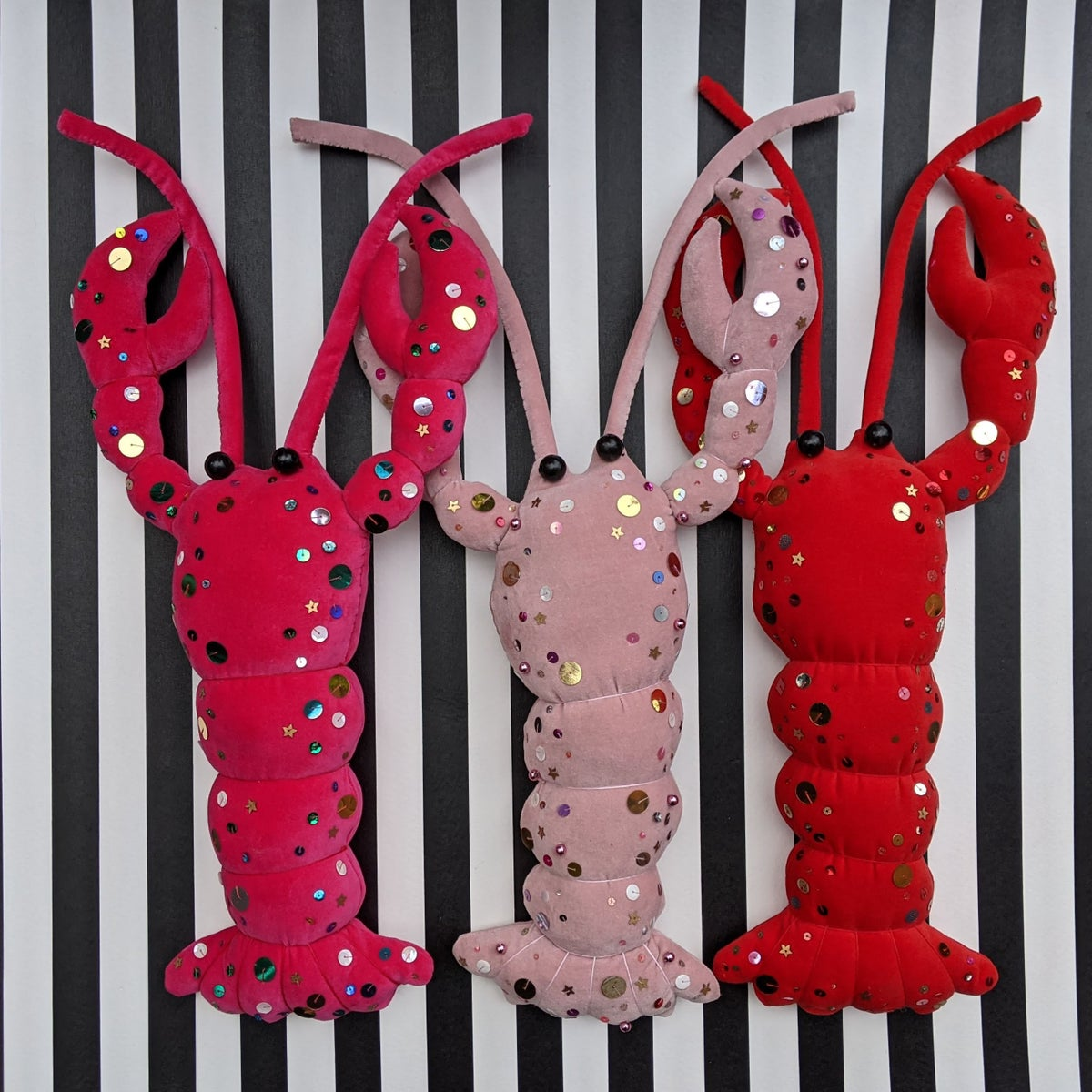 Image of PRE-ORDER Dusty Pink Lobster