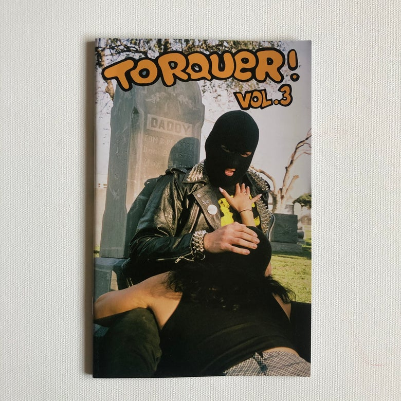 Image of Torquer Zine Vol. 3