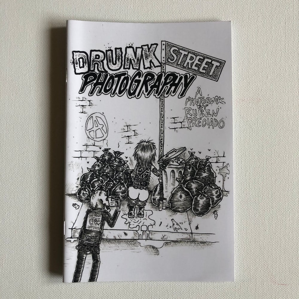Image of Drunk Street Photography