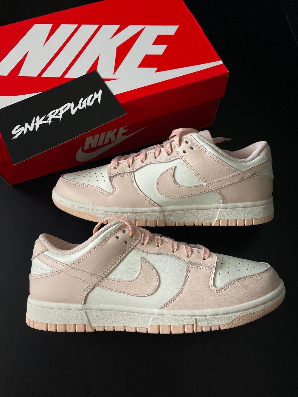 Nike Dunk Low / Sail - Orange Pearl